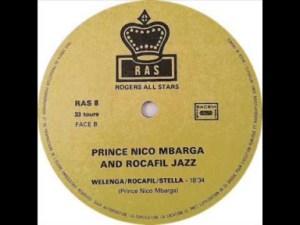 Prince Nico Mbarga - Welenga